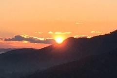 Sunrise in Atascadero