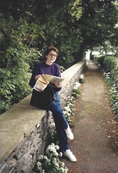 Tamara in Scotland