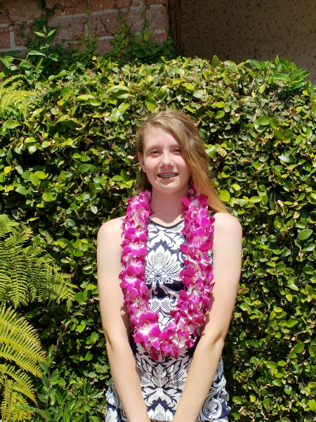 Zoe Wallace (14)