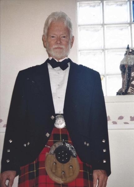 Geoffrey in Kennoway, Scotland