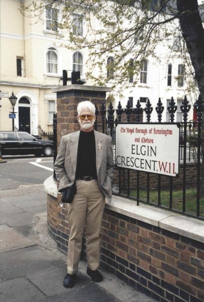 Geoffrey in London